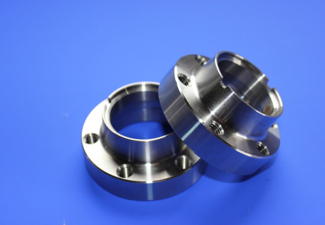 Turned Part Bearing Housing